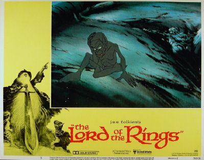 Il signore degli anelli amazon ralph bakshi film e tv
