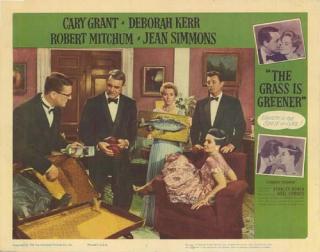 Thegrassisgreener