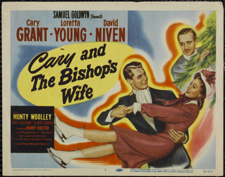 Cary and the bishop's wife