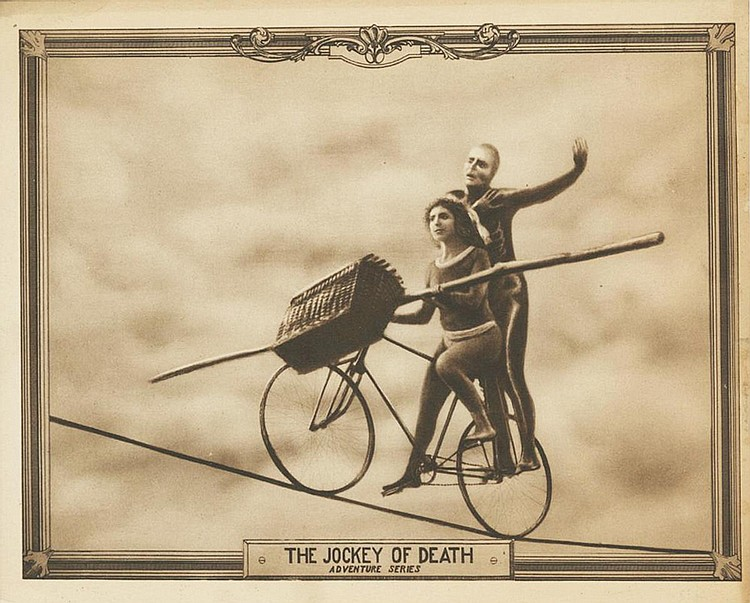 Thejockeyofdeath