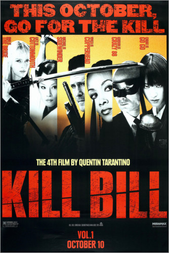 Killbill vol1