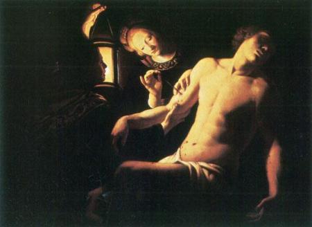 Bigot San Sebastianocurato da Irene